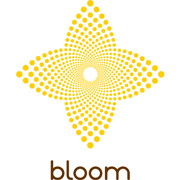 Bloom Apartments logo in Bloomington, Indiana